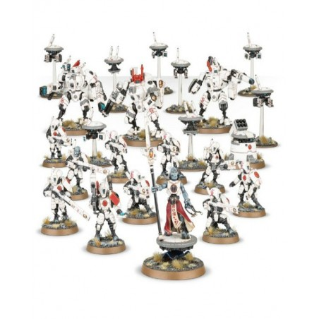 Warhammer 40.000 - Start Collecting Tau Empire - The Gamebusters