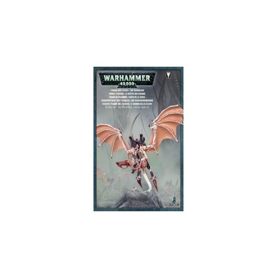 Warhammer 40.000 - Tiranide Tiranno dell'alveare