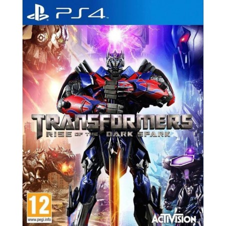 Transformers: The Dark Spark ps4