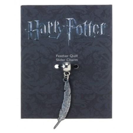 The Carat Shop Charm - Ciondolo Piuma D'oca - Harry Potter