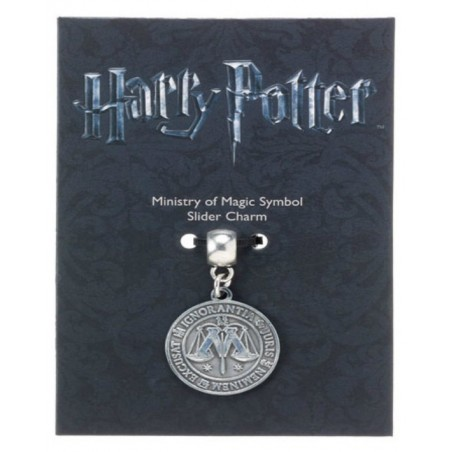 The Carat shop Charm - Ciondolo Ministero della Magia - Harry Potter