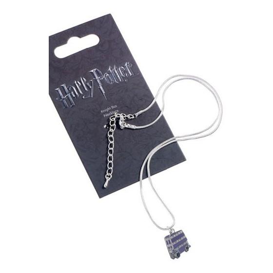 Harry Potter - Collana con ciondolo Nottetempo