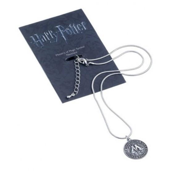The Carat Shop Charm- Collana con ciondolo - Minister della Magia - Harry Potter