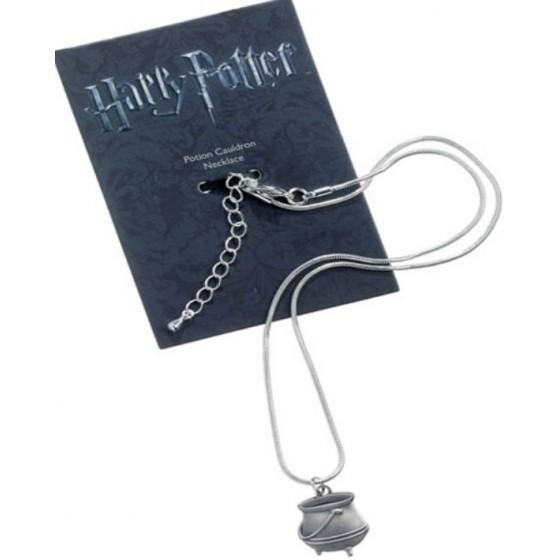 The Carat Shop Charm - Collana con ciondolo - Calderone per pozioni - Harry Potter