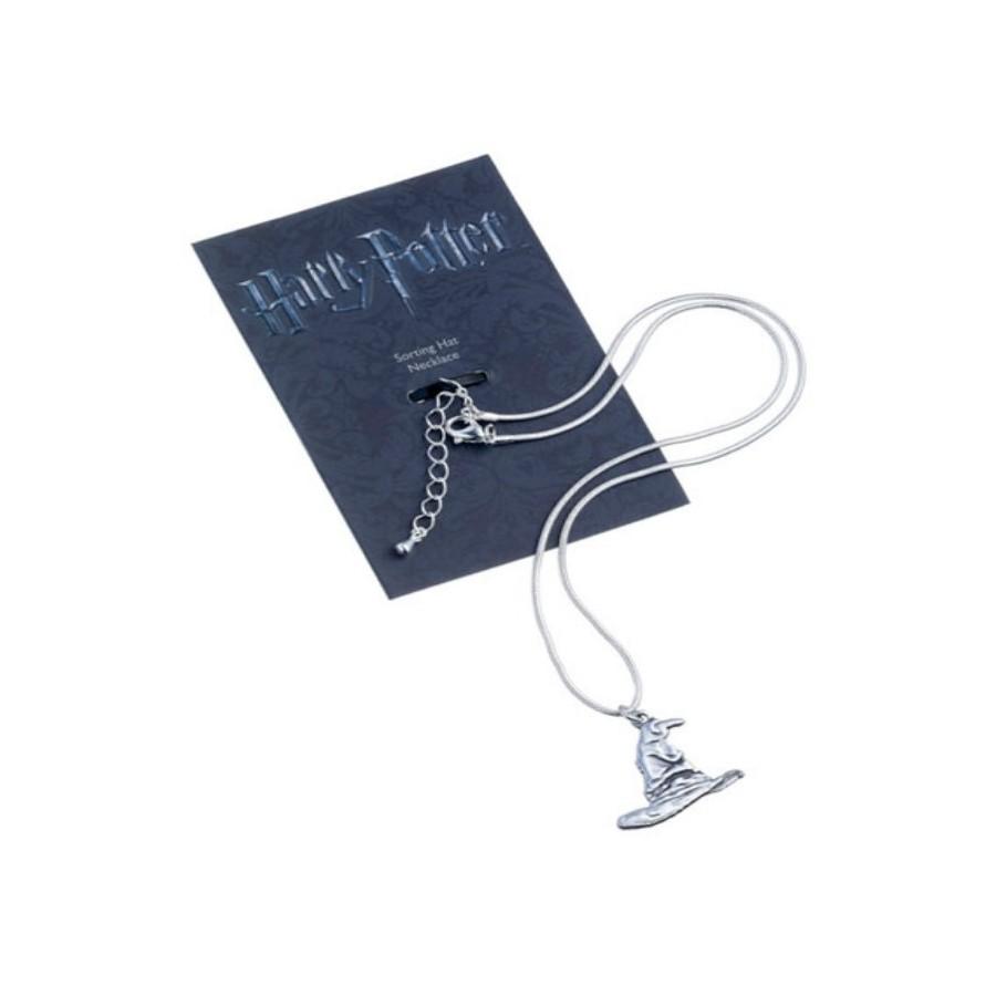 The Carat Shop Charm - Collana con ciondolo - Cappello Parlante - Harry Potter