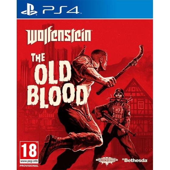 Wolfenstein The Old Blood - PS4