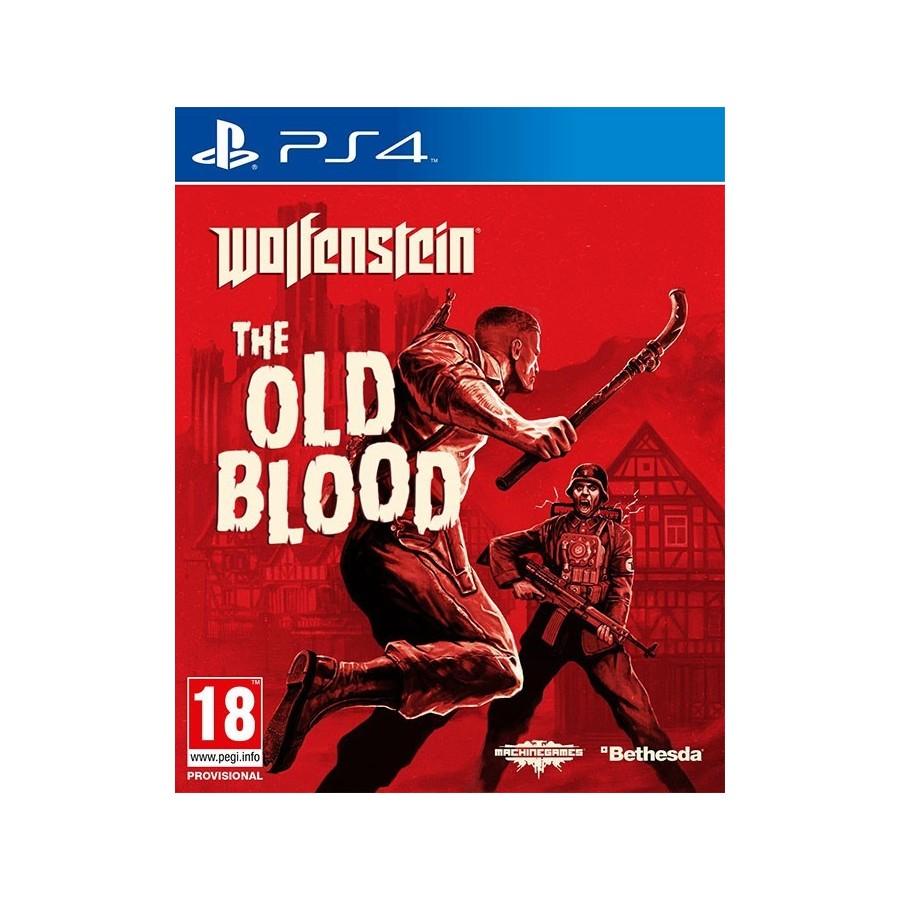 Wolfenstein: The Old Blood - PS4