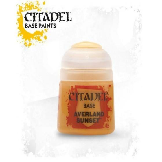 Citadel - Base - Averland Sunset - The Gamebusters