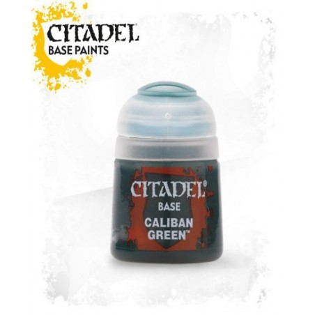 Citadel - Base - Caliban Green - The Gamebusters
