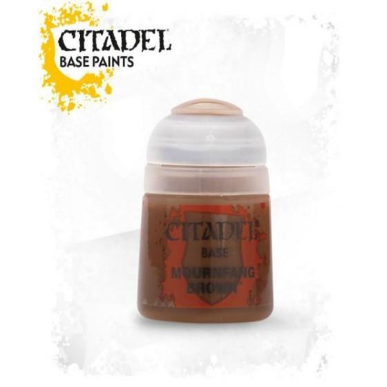 Citadel - Base - Mournfang Brown