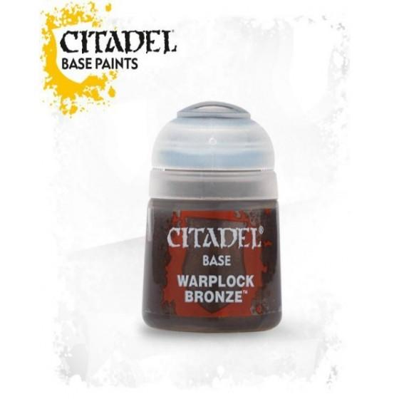 Citadel - Base - Warplock Bronze