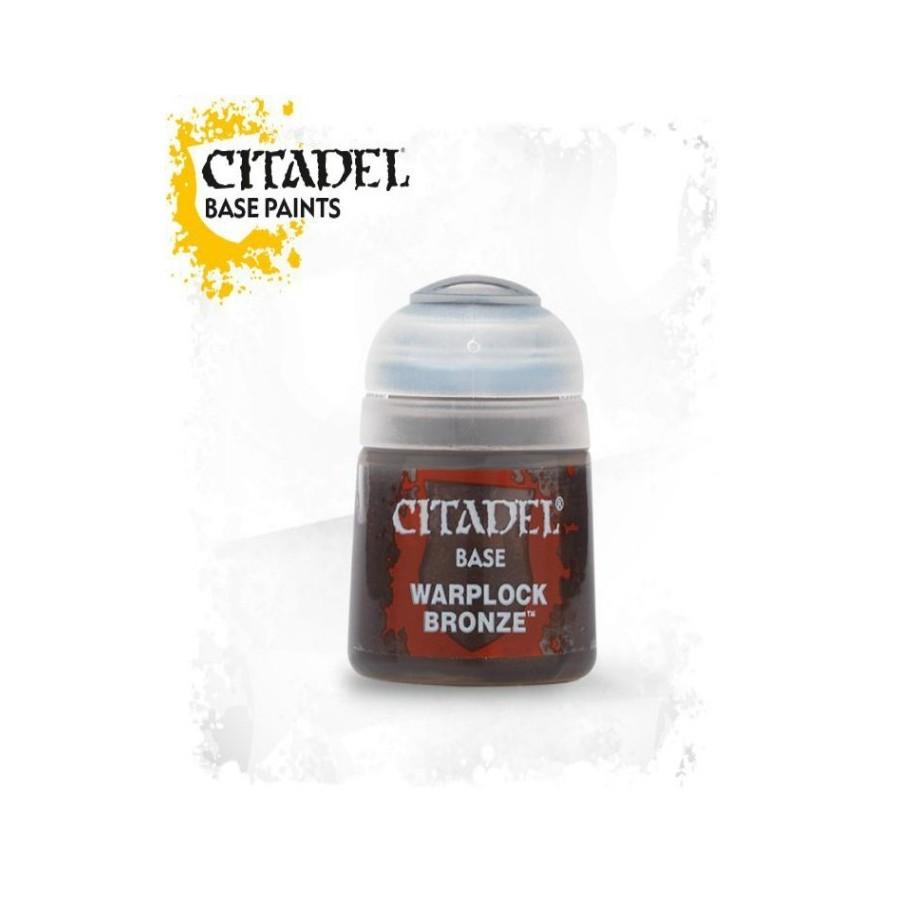 Citadel - Base - Warplock Bronze - The Gamebusters