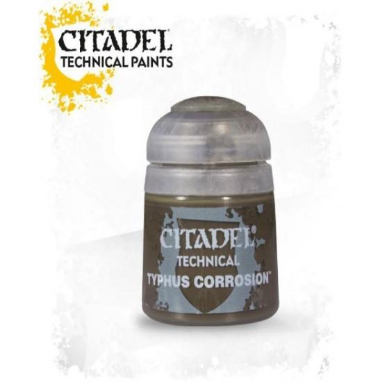 Citadel - Technical - Typhus Corrosion