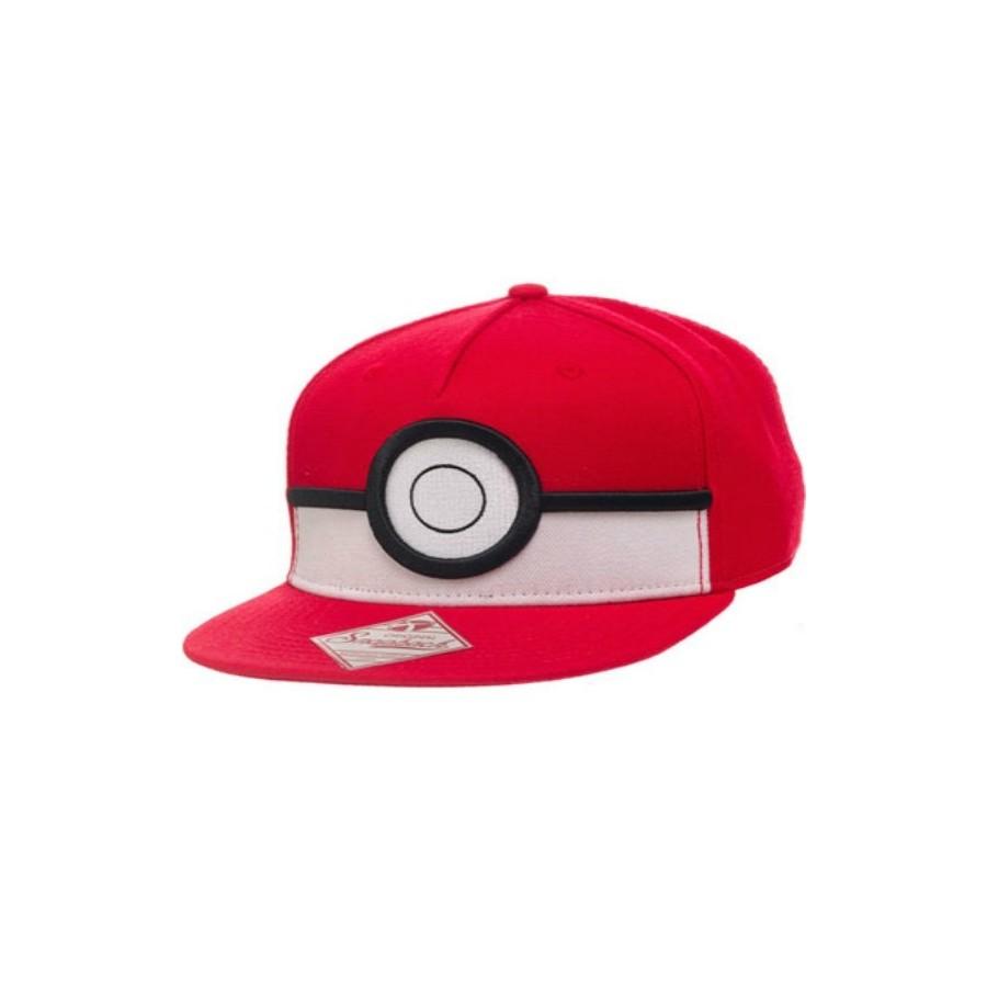 Cappello di Pokeball Rosso