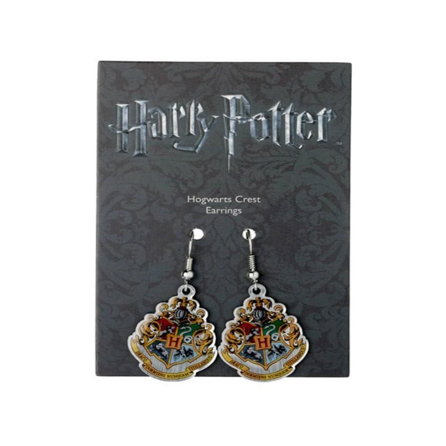 The Carat Shop Charm - Orecchini Stemma Hogwarts - Harry Potter