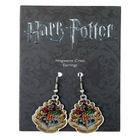 The Carat Shop Charm - Orecchini Stemma Hogwarts - Harry Potter