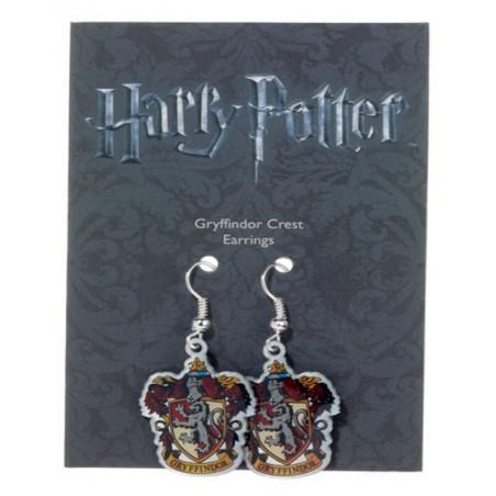 Harry Potter - Orecchini Stemma Grifondoro