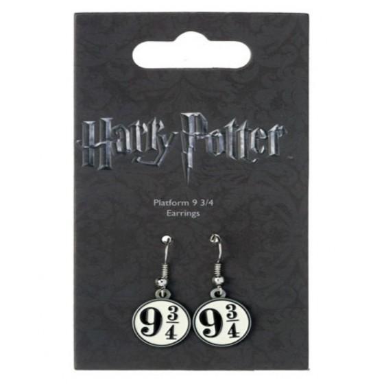 The Carat Shop Charm  - Orecchini Binario 9 3/4 - Harry Potter
