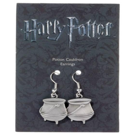 Harry Potter - Orecchini Calderone per pozioni