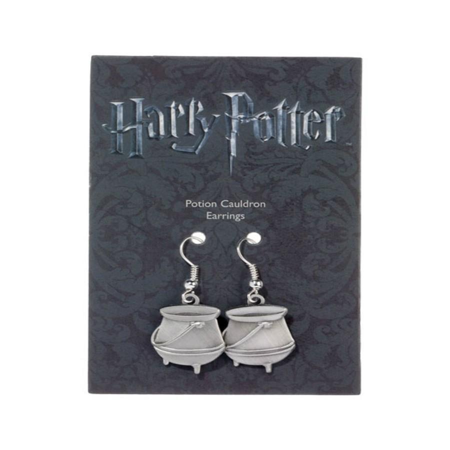The Carat Shop Charm - Orecchini Calderone per pozioni - Harry Potter