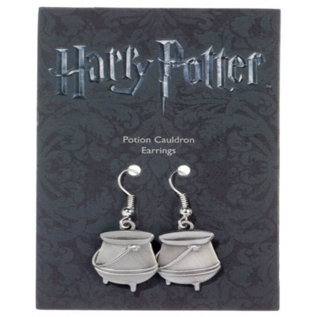 The Carat Shop Charm - Orecchini Calderone per pozioni - Harry Potter