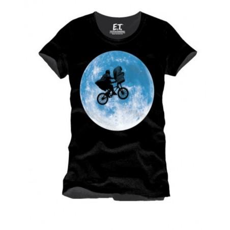 T-Shirt - Eclissi - E.T. L'extraterrestre