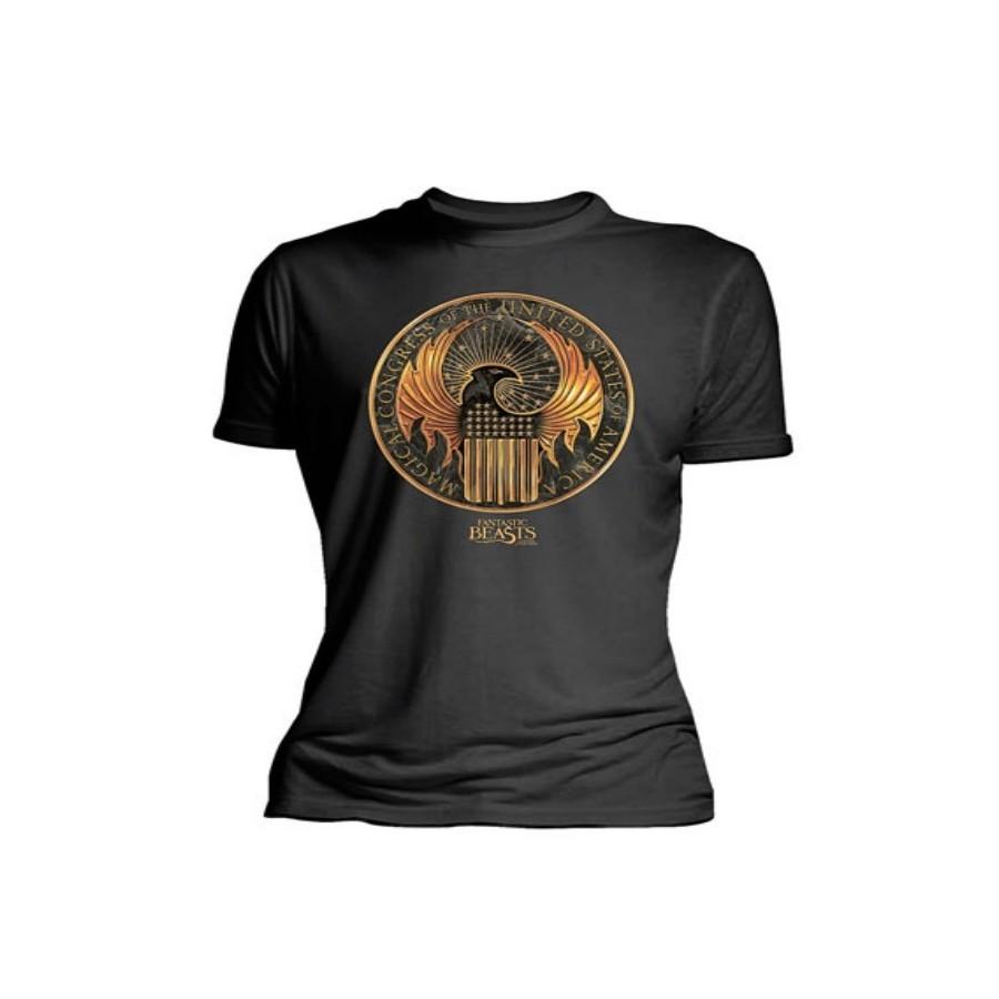 T-Shirt donna - Magical Congress - Fantastic Beasts