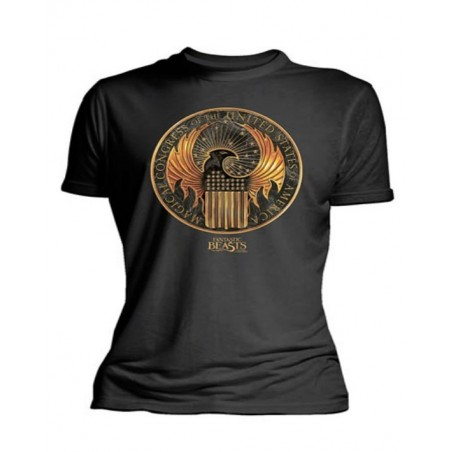 T-Shirt donna - Magical Congress - Fantastic Beasts