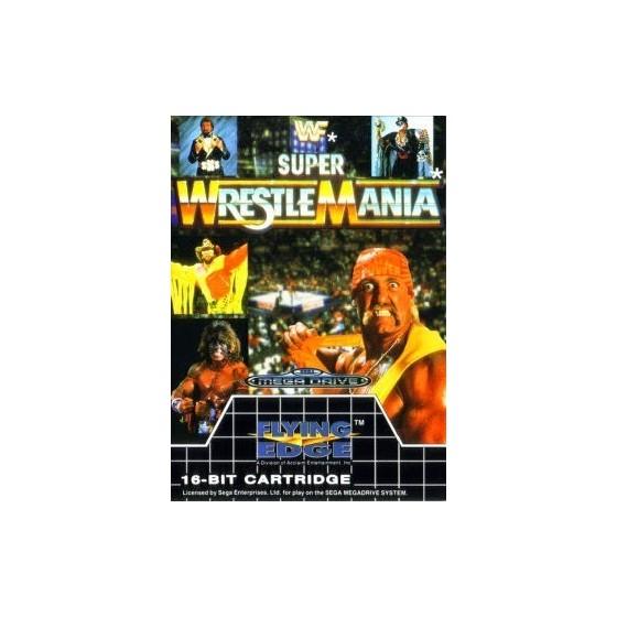 WWF Super Wrestle Mania
