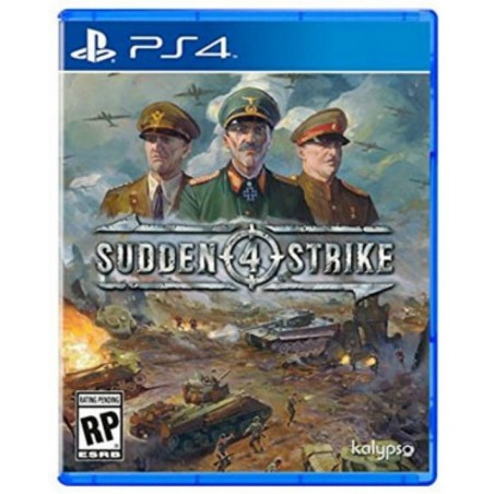 Sudden Strike 4 - PS4