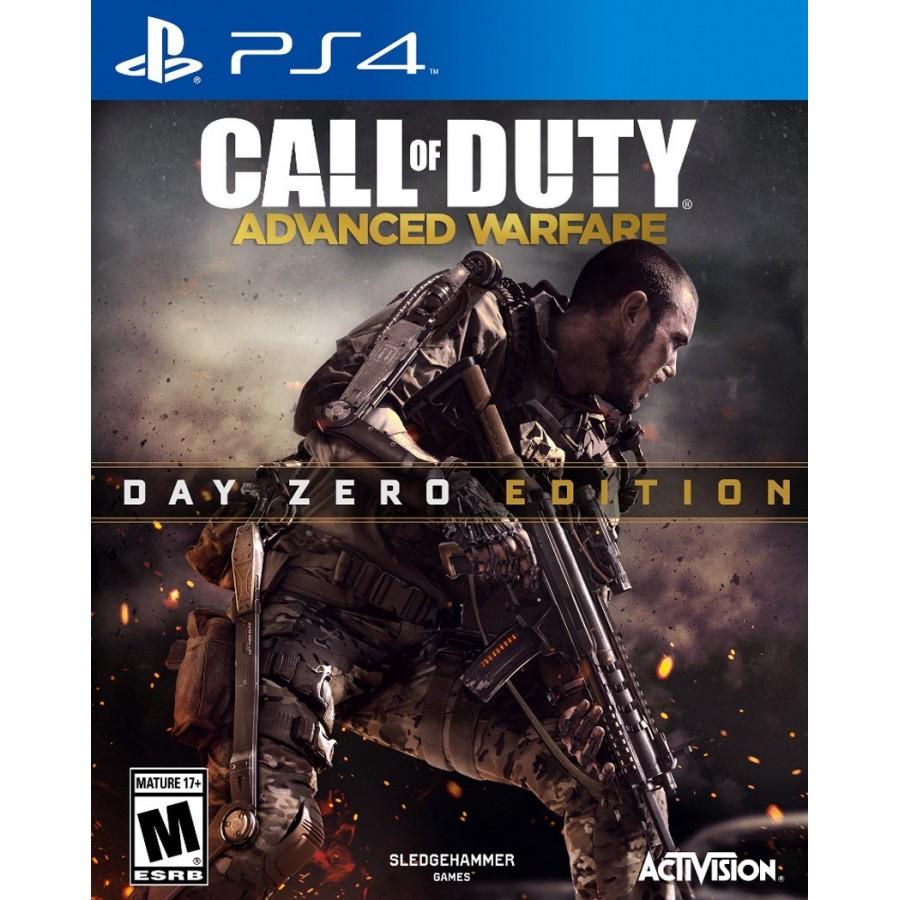 Call Of Duty Advanced Warfare Day Zero - PS4