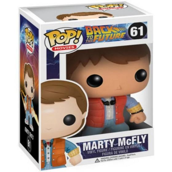 Funko Pop! - Marty McFly Ritorno al Futuro