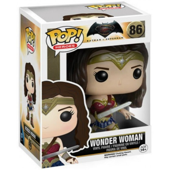 Funko Pop! - Wonder Woman Batman vs Superman