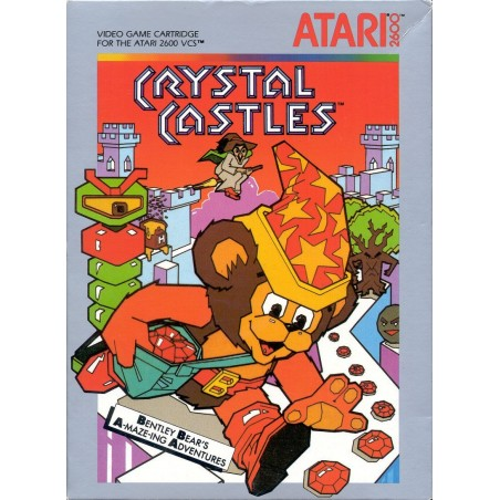 Crystal Castle - Atari