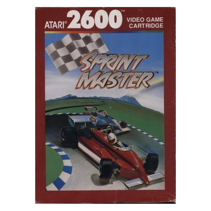 Sprint Master - Atari