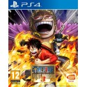 One Piece Pirate Warriors 3 - PS4