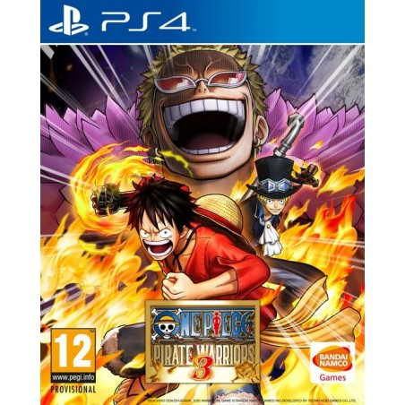 One Piece: Pirate Warriors 3 - PS4 usato