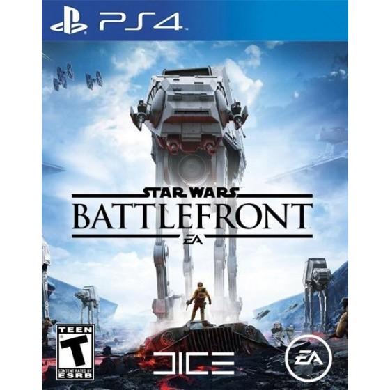 Star Wars Battlefront - PS4 usato