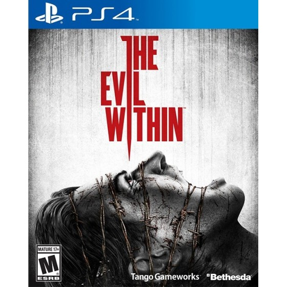 The Evil Within - PS4 usato