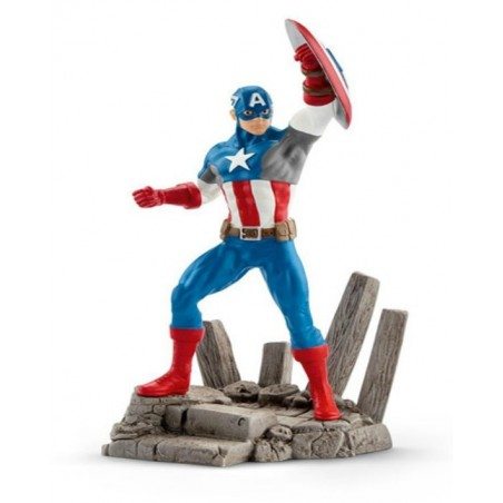 Action Figure - Capitan America - Marvel