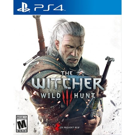 The Witcher 3: Wild Hunt - PS4 usato
