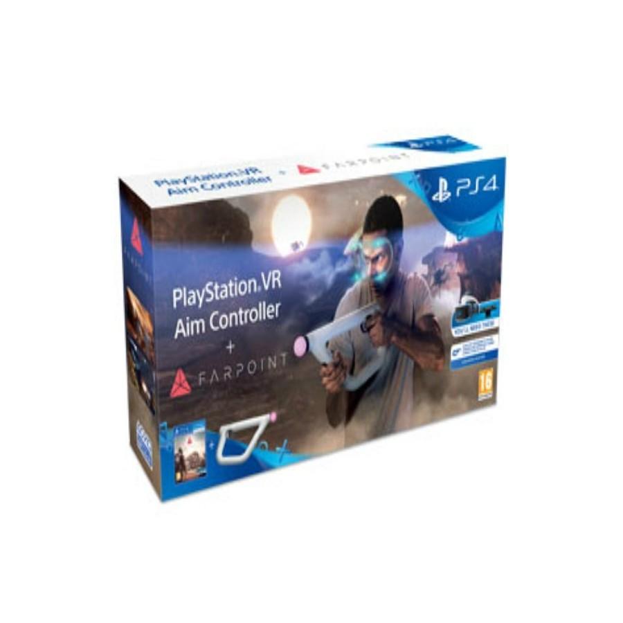 Farpoint + PlayStation VR Aim Controller