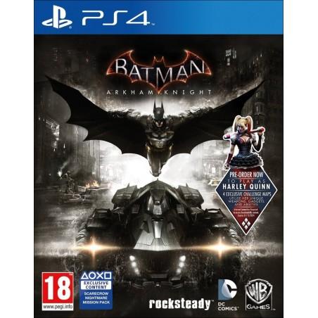 Batman Arkham Knight - PS4 usato