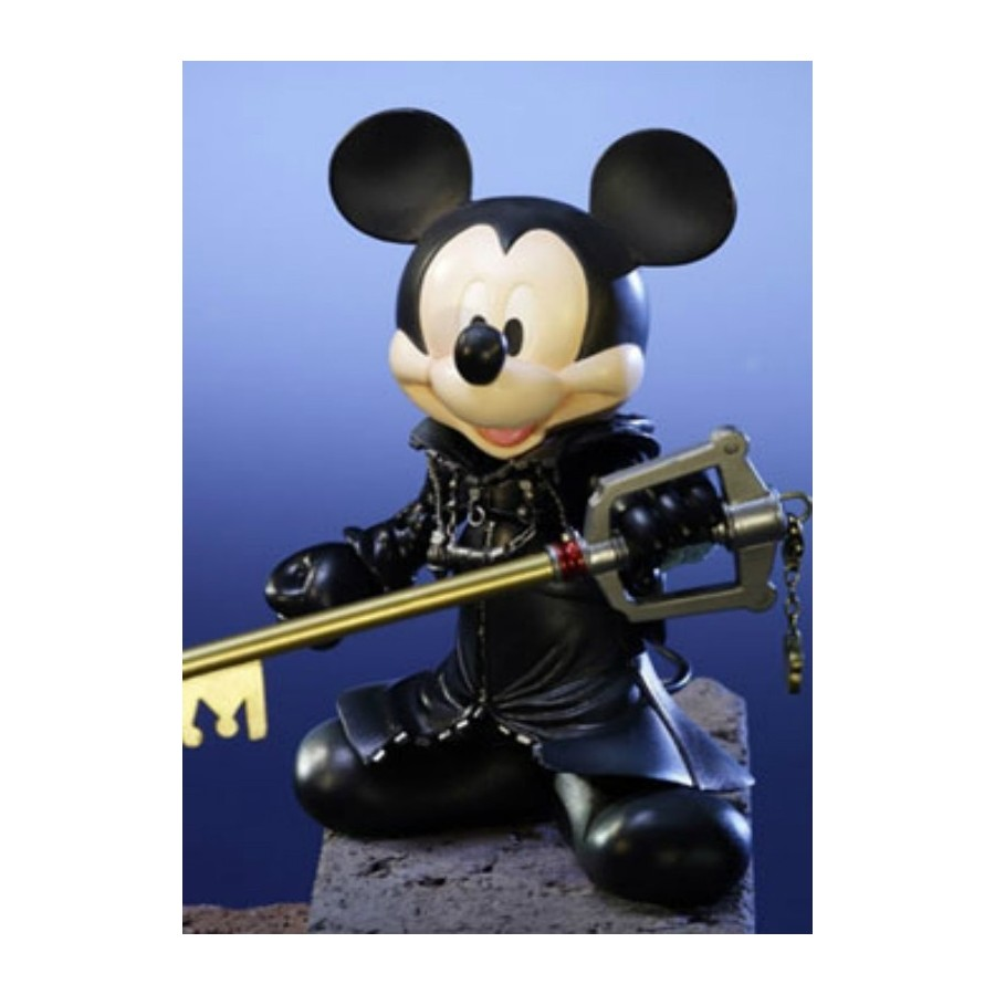 Action Figure - King Mickey Play Arts - Kingdom Hearts