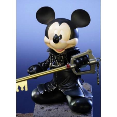 Action Figure - King Mickey Play Arts - Kingdom Hearts