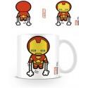 Tazza - Iron Man Kawaii - Marvel