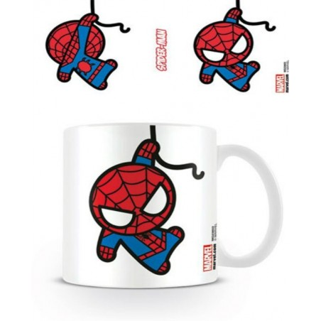 Tazza - Spider Man Kawaii - Marvel