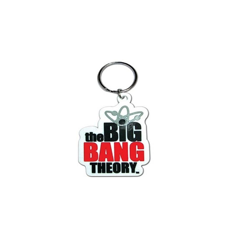 Portachiavi - Logo - The Bing Bang Theory