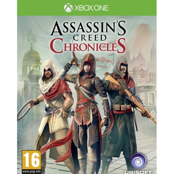 Assassin's Creed Chronicles per xbox one