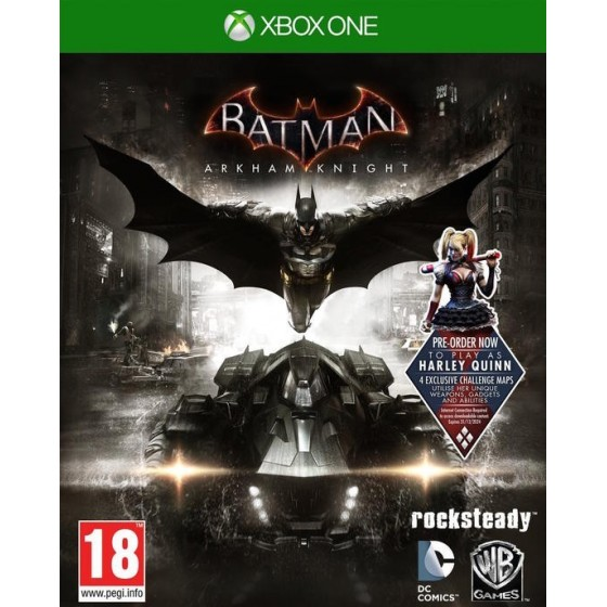 Batman Arkham Knight - Xbox One